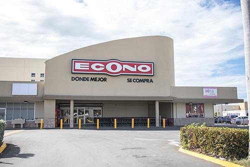 Supermercados Econo invierte en Puerto Rico